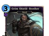 Мрачный брат по оружию