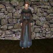 Простая мантия 9 (Morrowind) жен