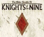 Knights of the nine official banner