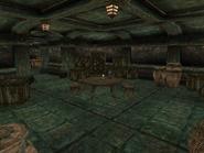 Mournhold Royal Palace Basement Interior
