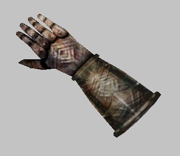 Железные перчатки (Morrowind)