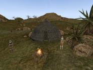 Elanius Camp Yapal's Yurt Exterior