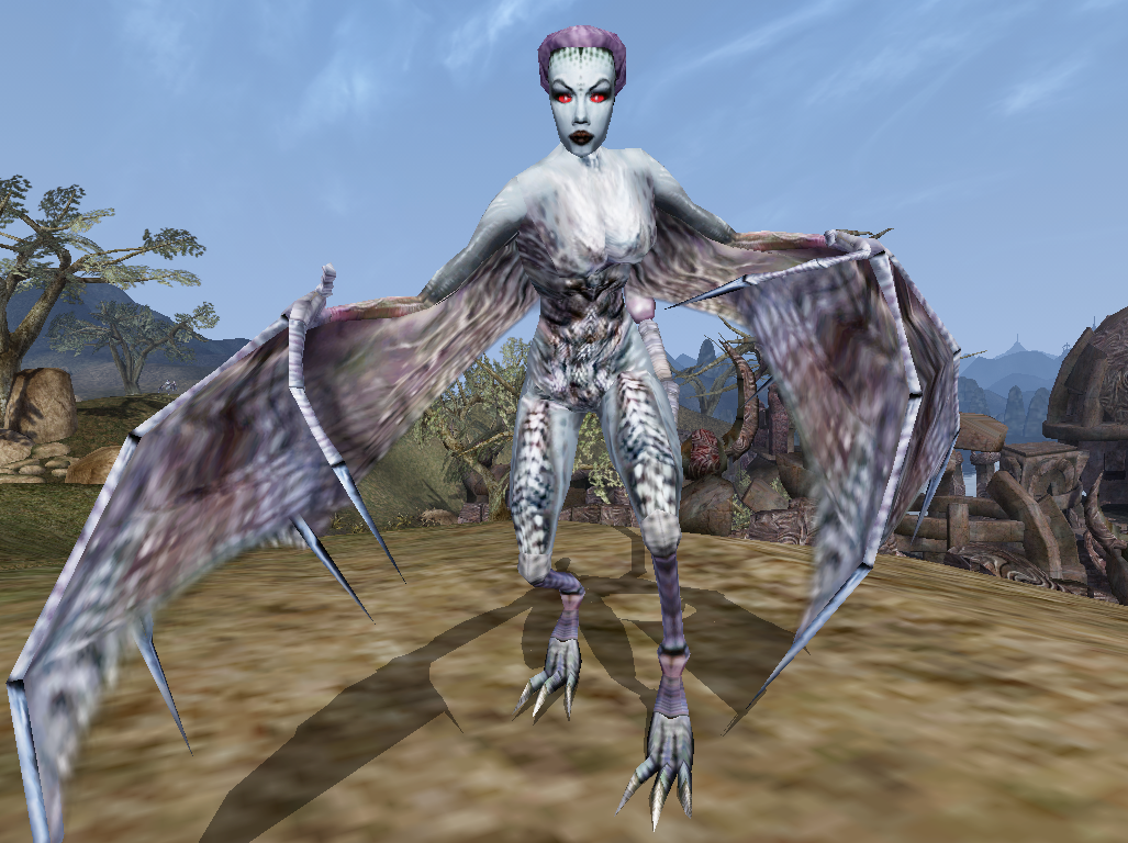 Winged Twilight (Morrowind)