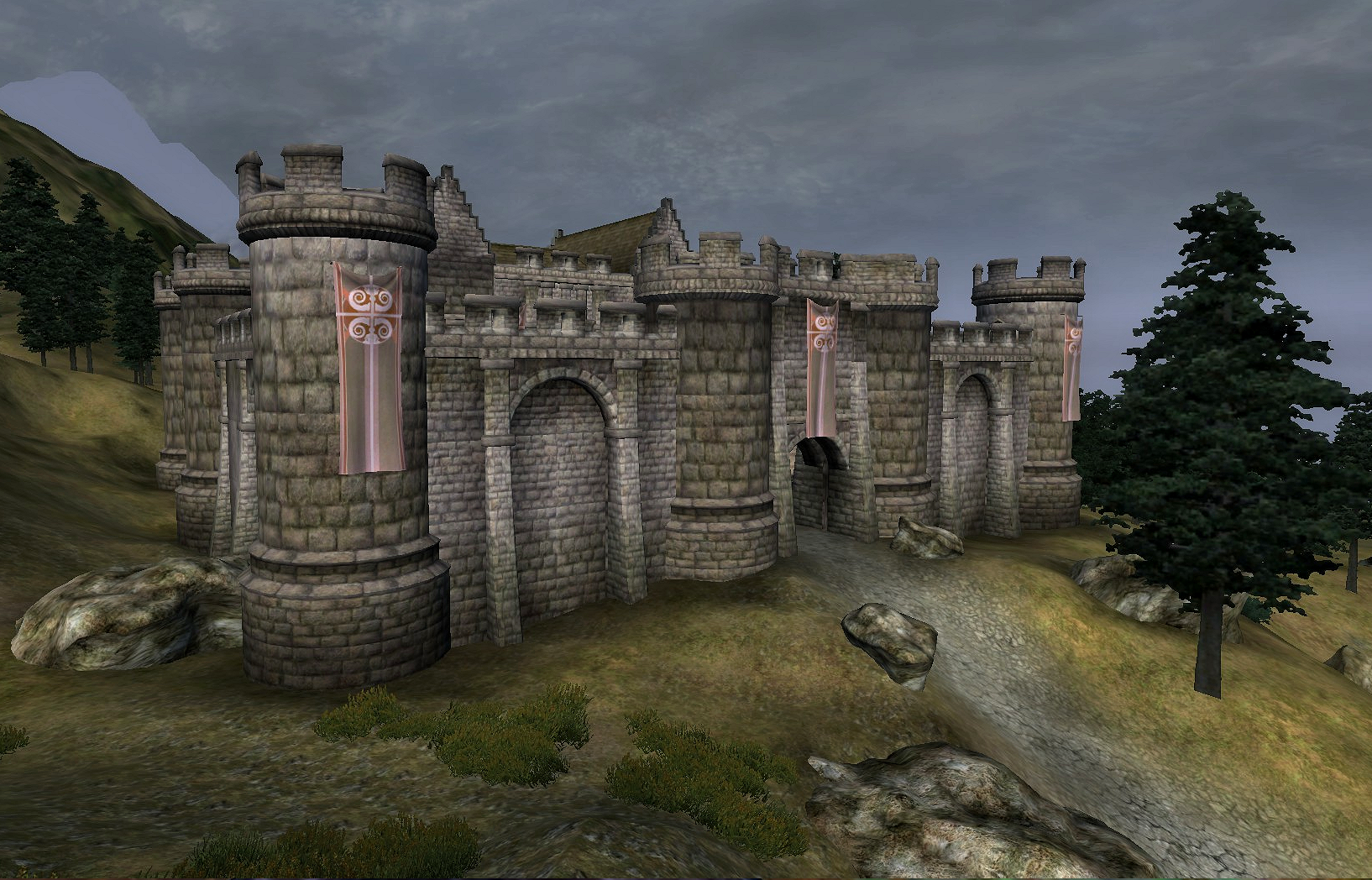 Fighter's Stronghold