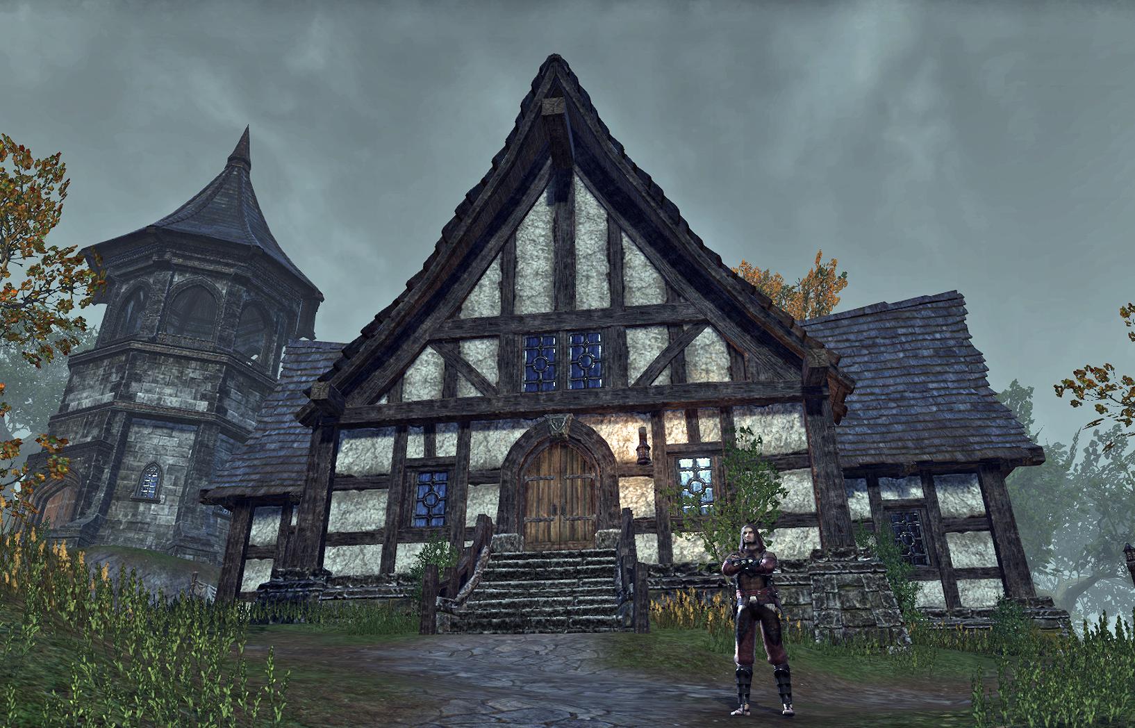 Virgile's House