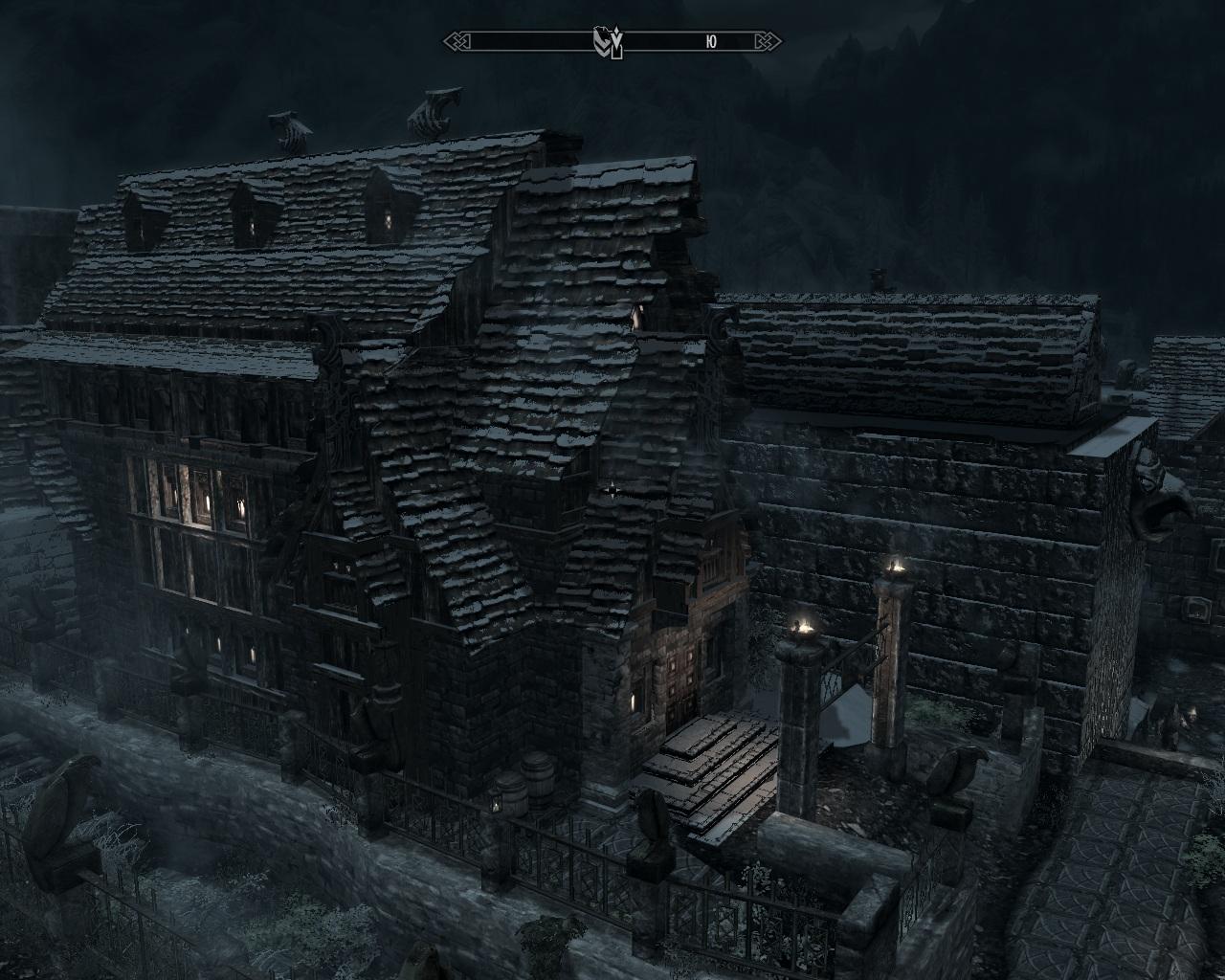 Дом Виолы Джордано
