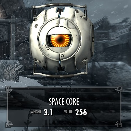 Mods: Space Core