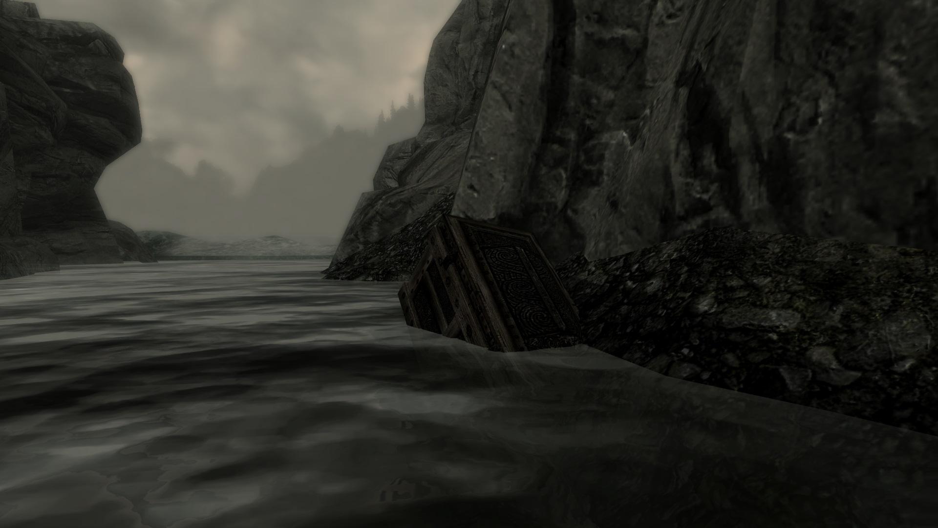 Water Slide Chest
