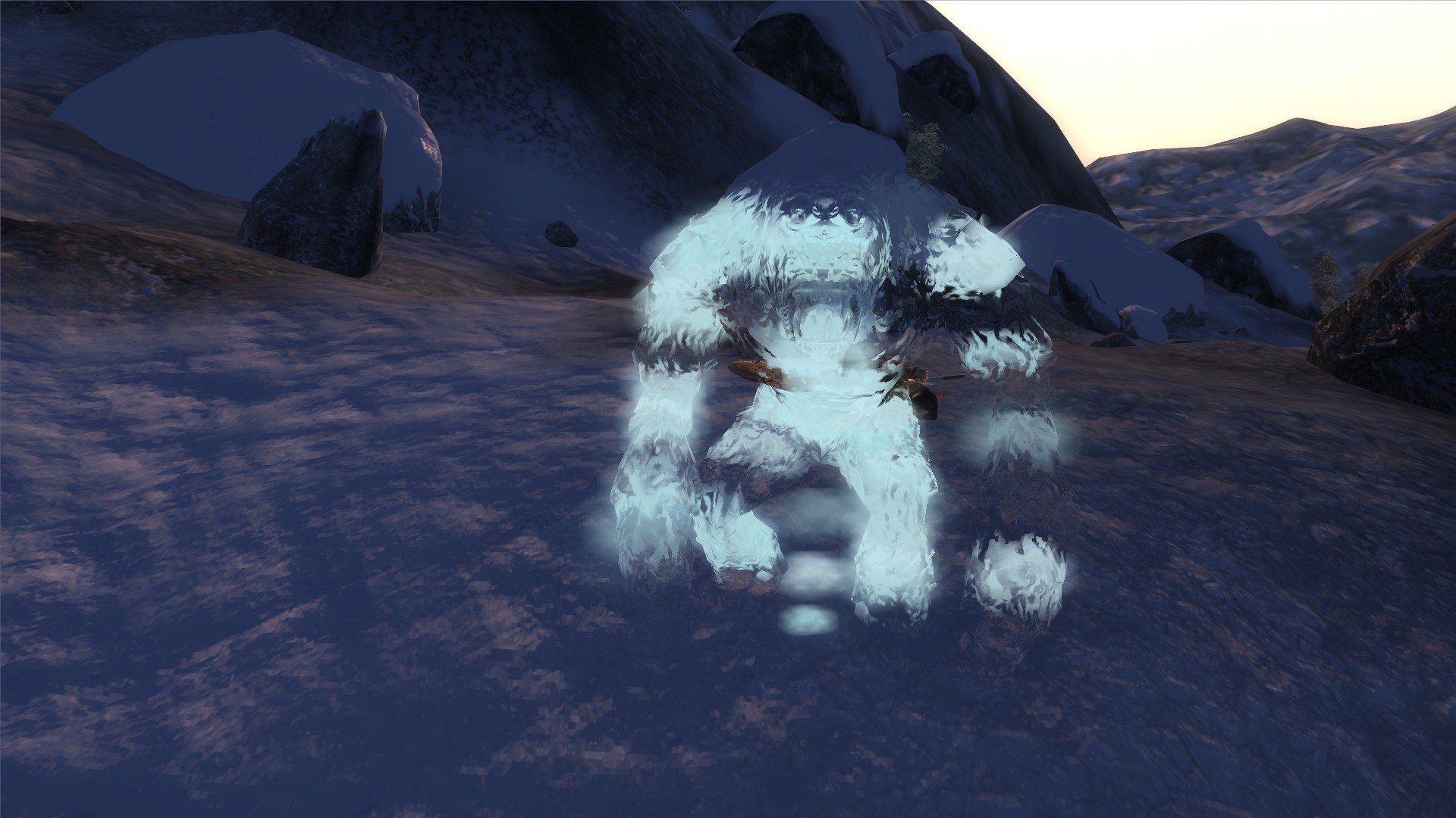 Ужас Прыжковой скалы