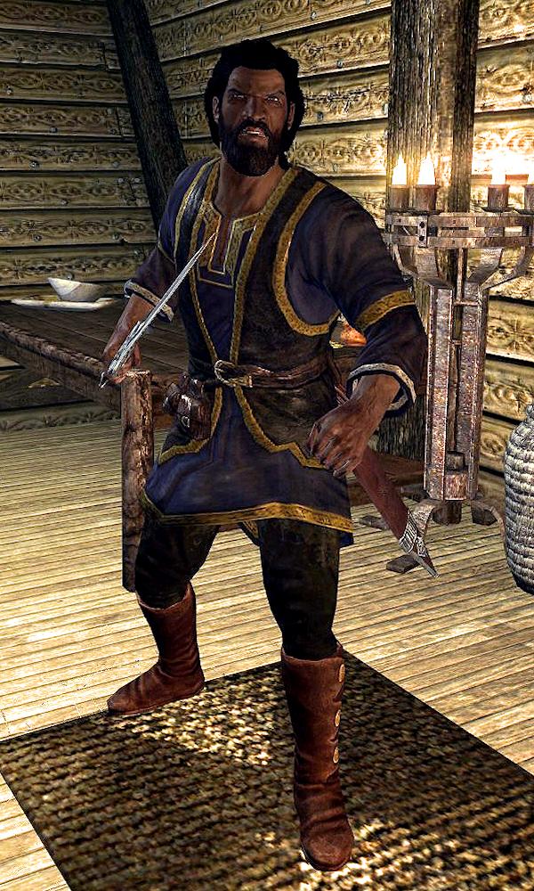 Captain Avidius