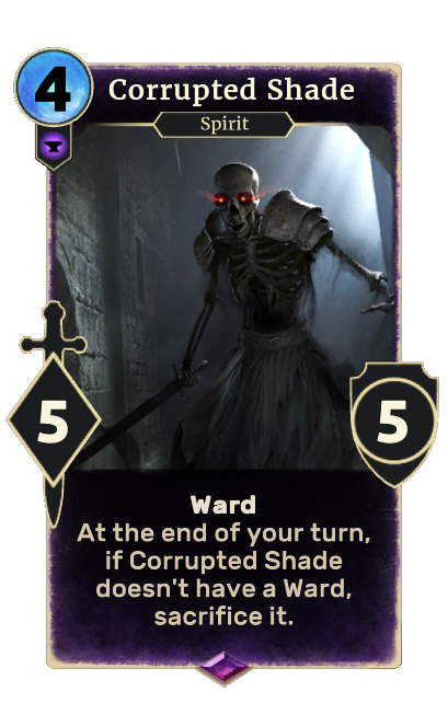 Corrupted Shade (Legends)