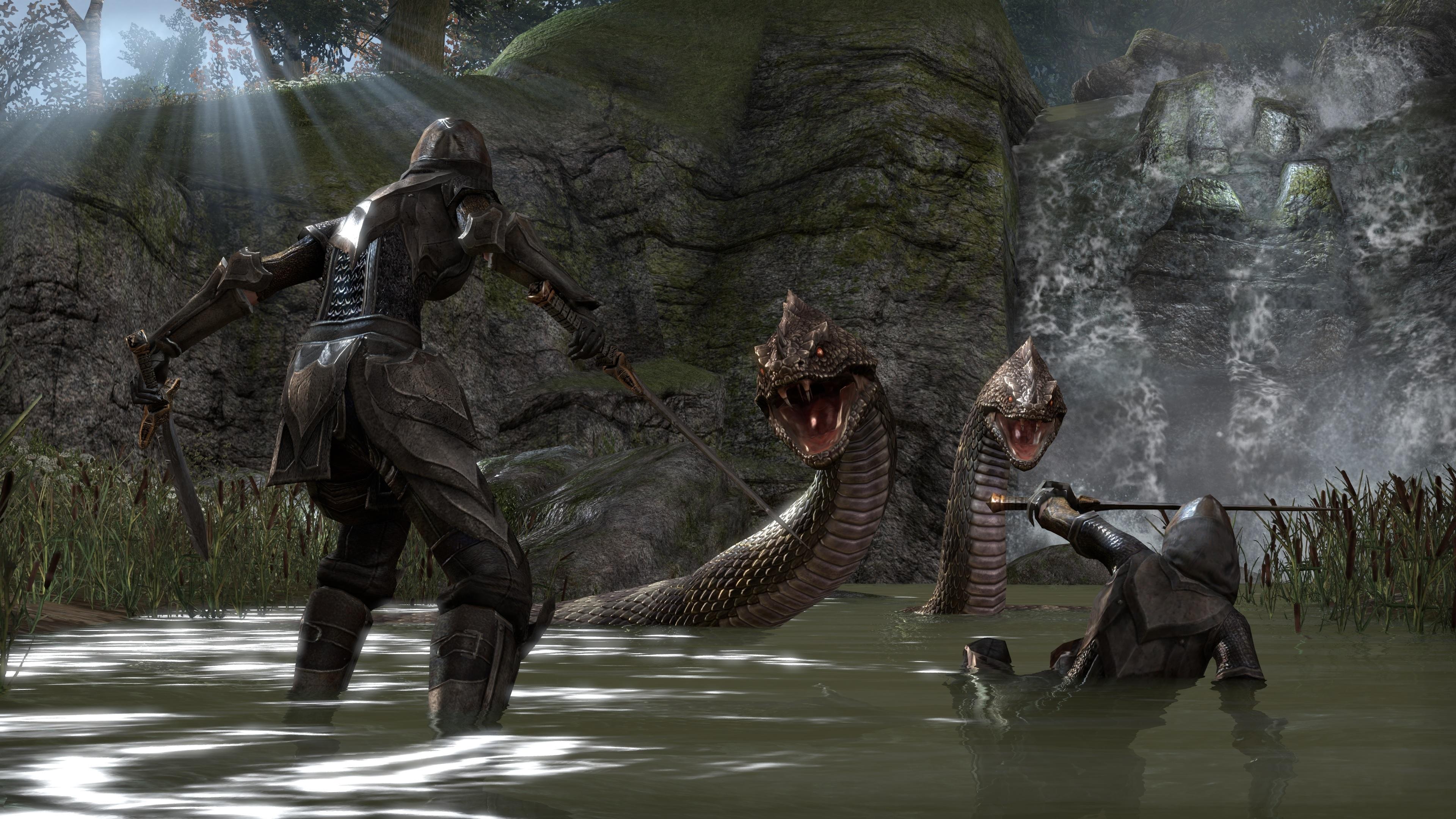 Giant Snake (Online)