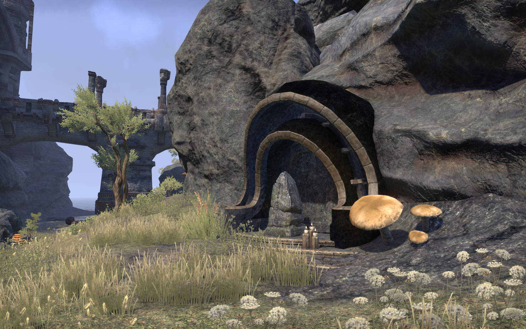 Ginith Ancestral Tomb (Online)