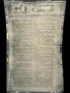 Black Horse Courier Jornal