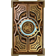 Clockwork City Card Back