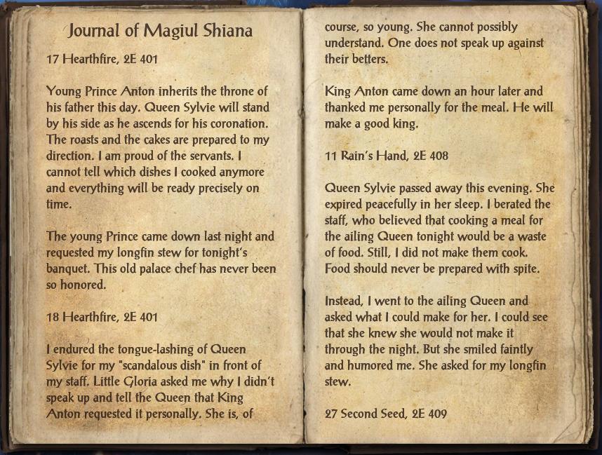 Journal of Magiul Shiana