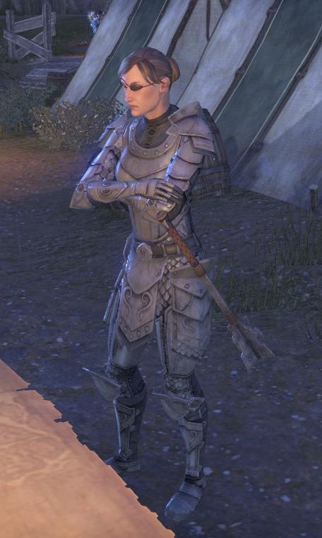 Knight Commander Cheryline