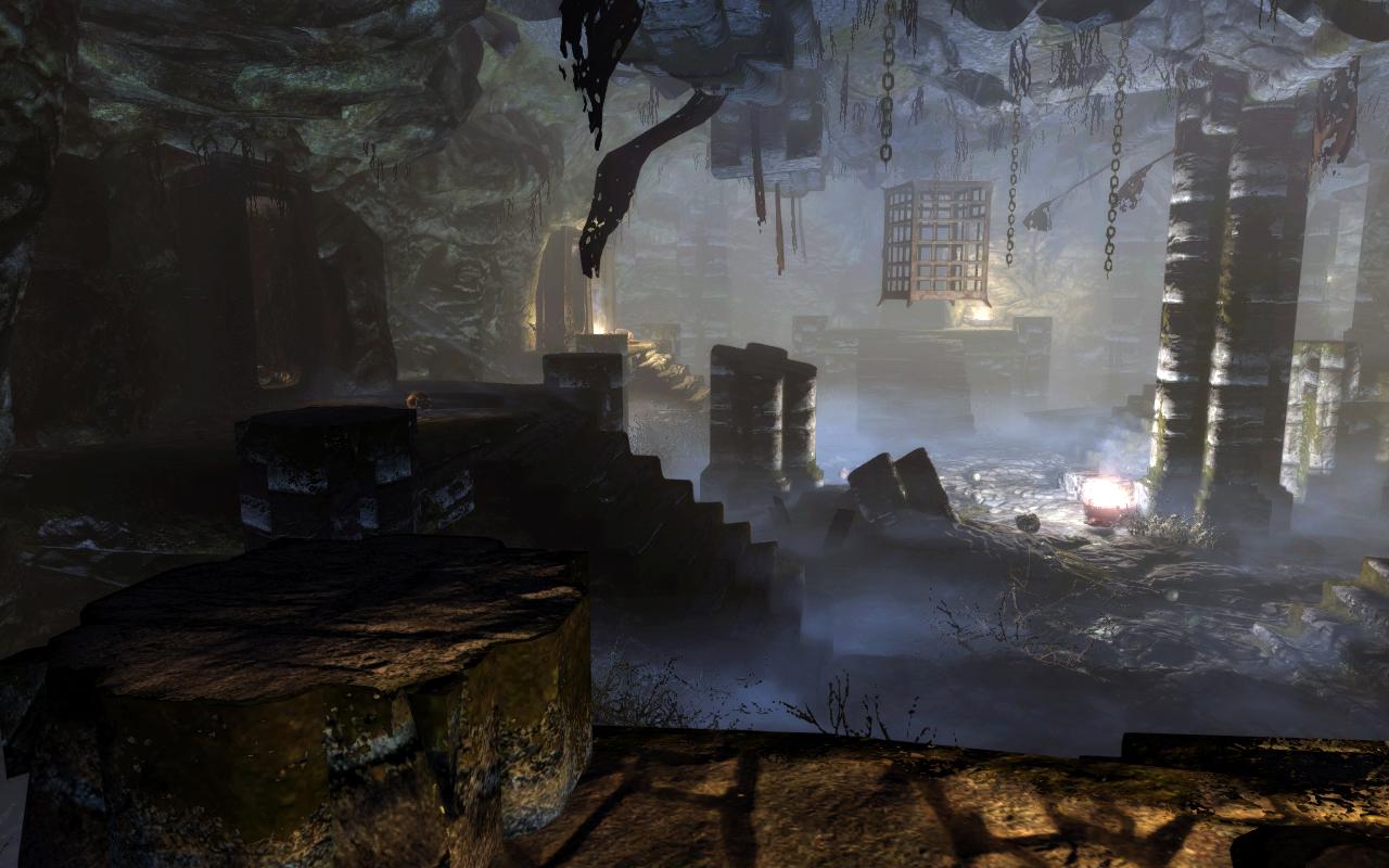 Пещера Сломанный Клык
