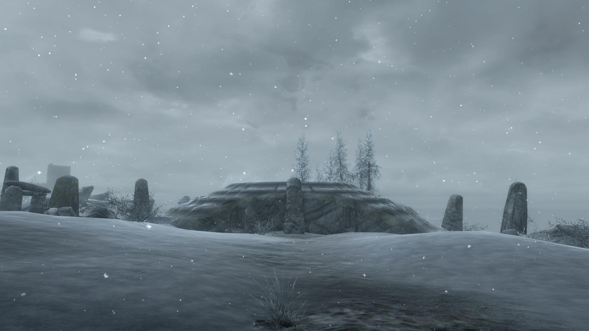 Снежная Завеса — Святилище