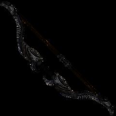 Эбонитовый лук (Skyrim)
