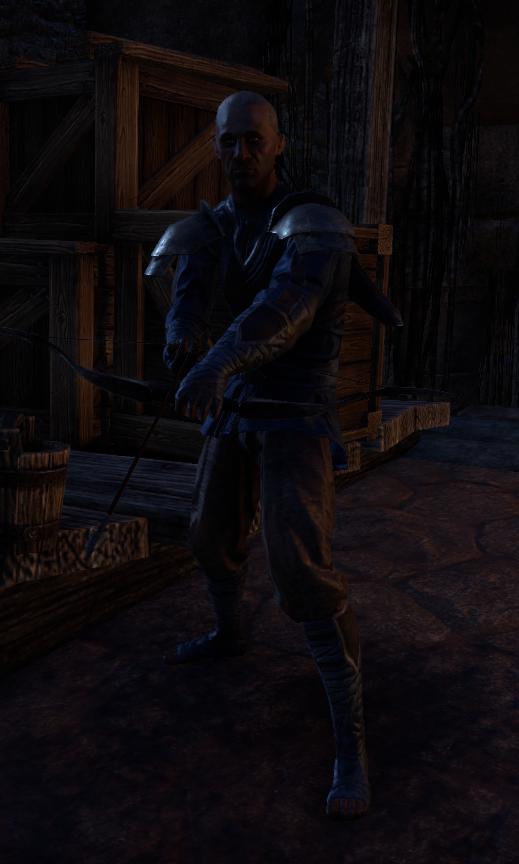 Archer de la Tombe