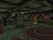 Mournhold Temple Hall of Ministry Interior