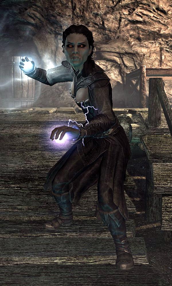 Vampire Nightstalker