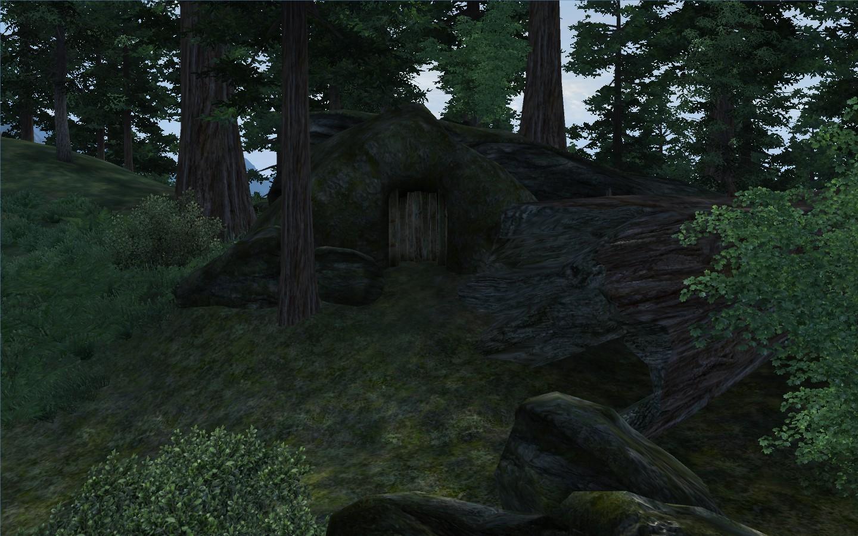 Пещера Змеиная Нора (Oblivion)