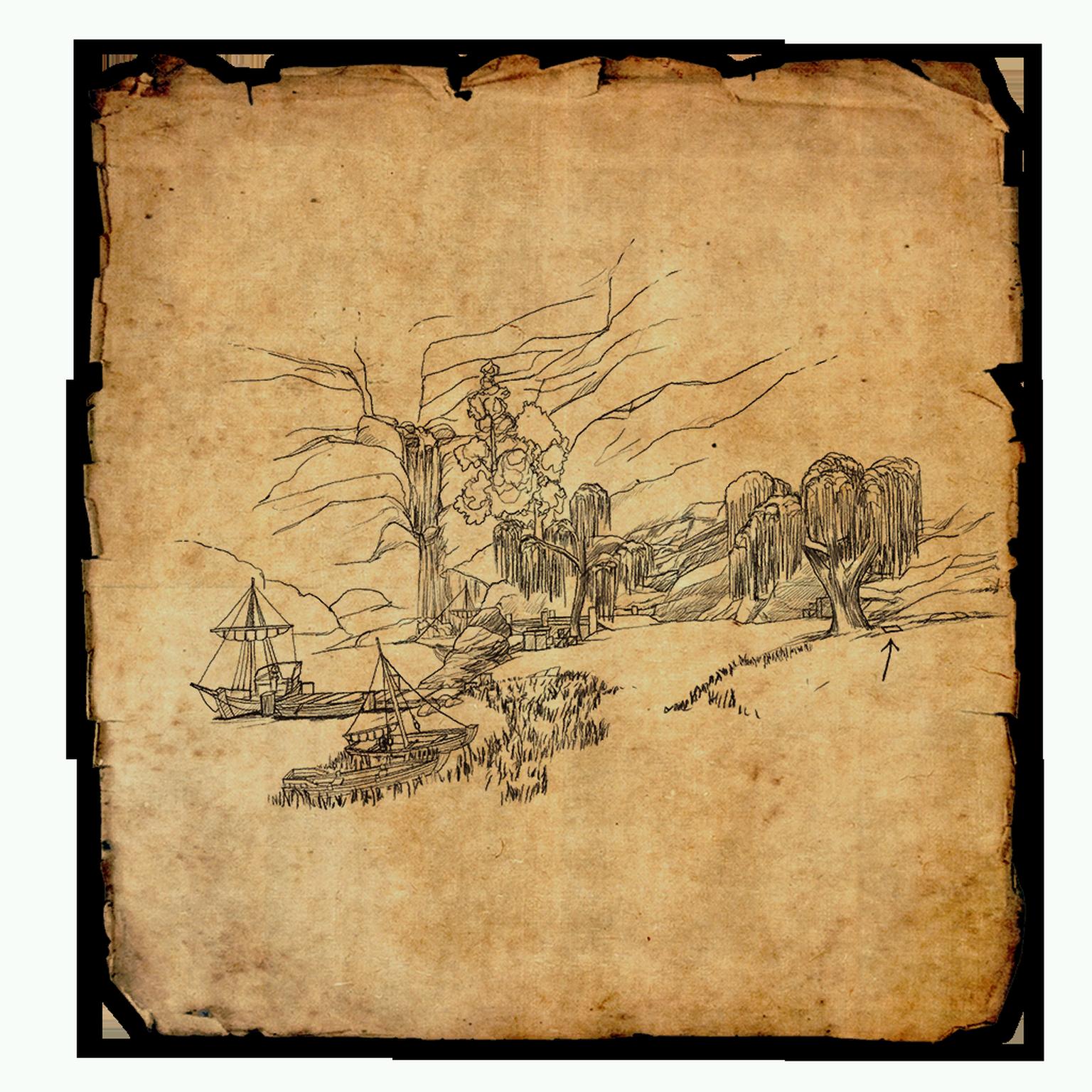 Cyrodiil Treasure Map II