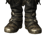 Vampire Boots (Light Armor)
