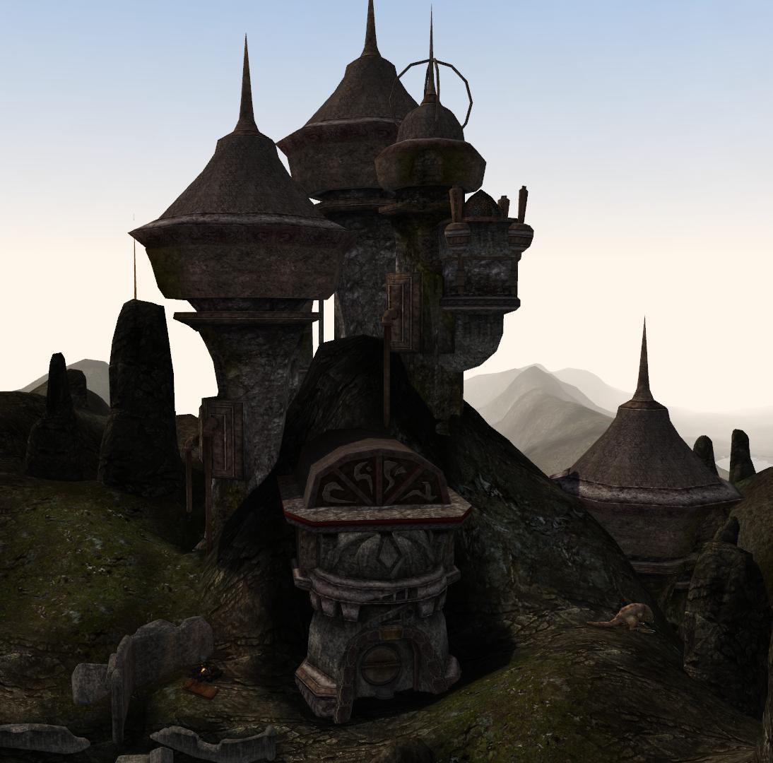 Нчурдамц (Morrowind)