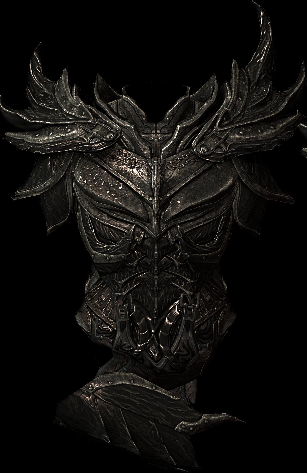 Daedric Armor (Armor Piece)