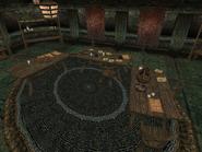 Mournhold Secret Office Interior