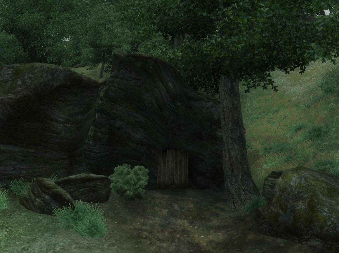 Пещера Вендербек