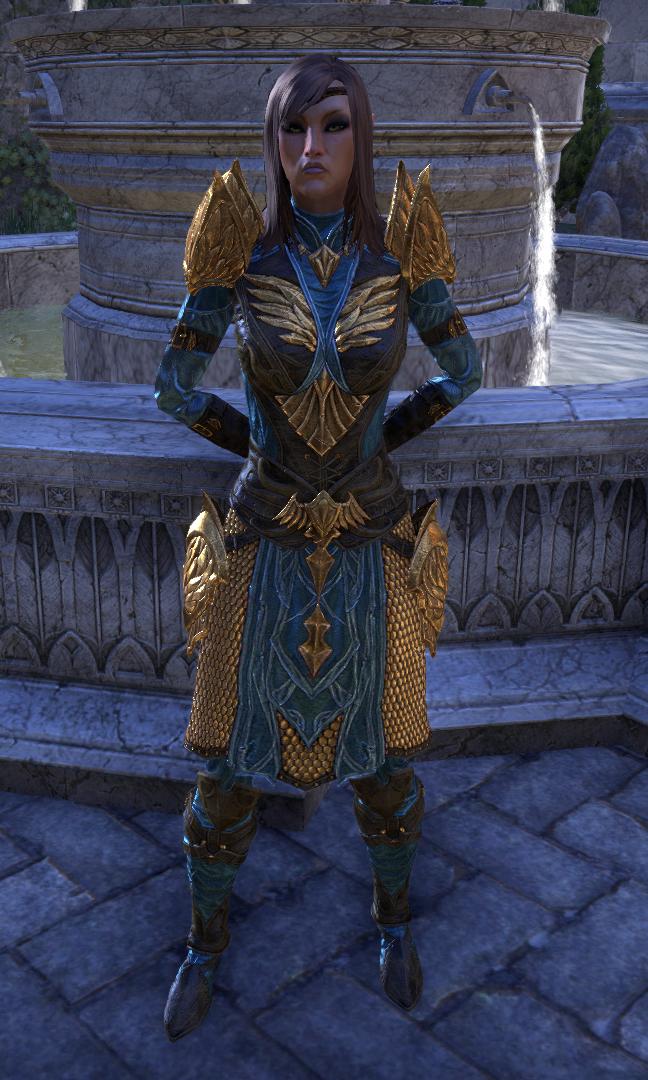 Chief Justiciar Suriwen