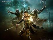 Elder Scrolls Online Tamriel Unlimited 壁紙