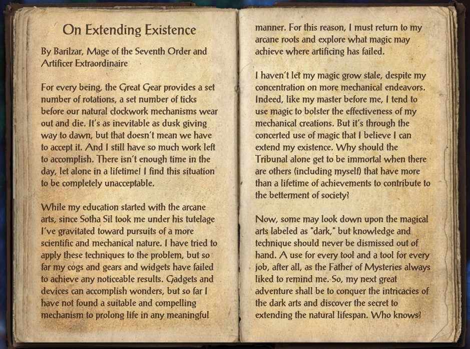 On Extending Existence