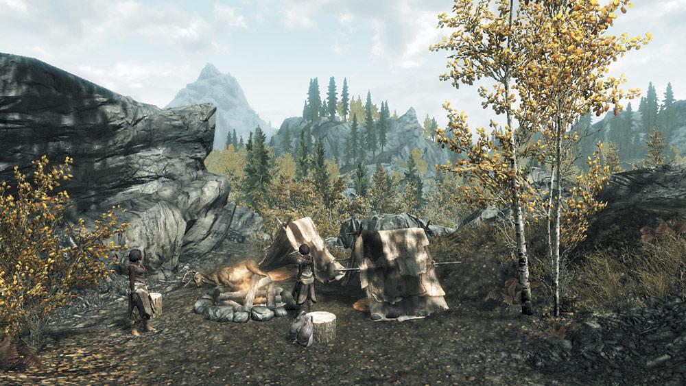 Hunter's Camp: Autumnshade Hills