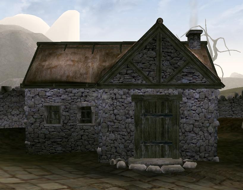 Nedhelas' House