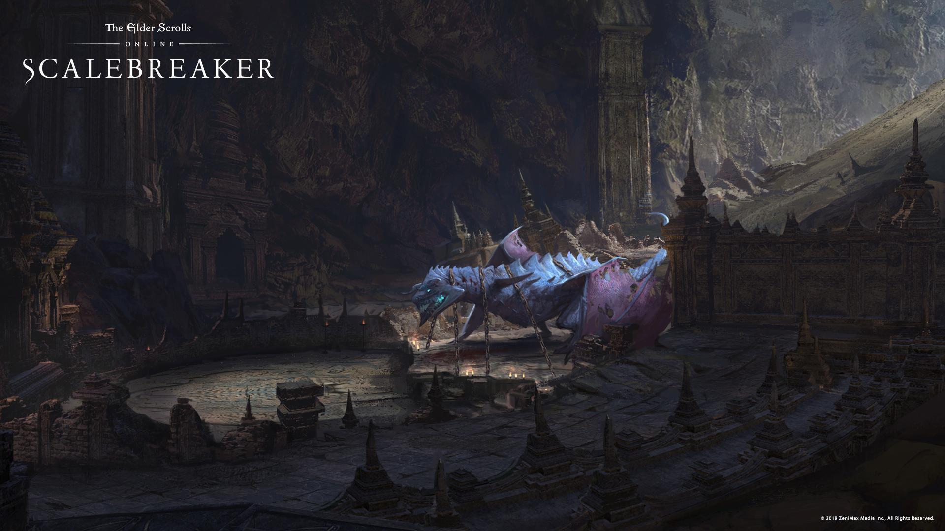 The Elder Scrolls Online: Scalebreaker