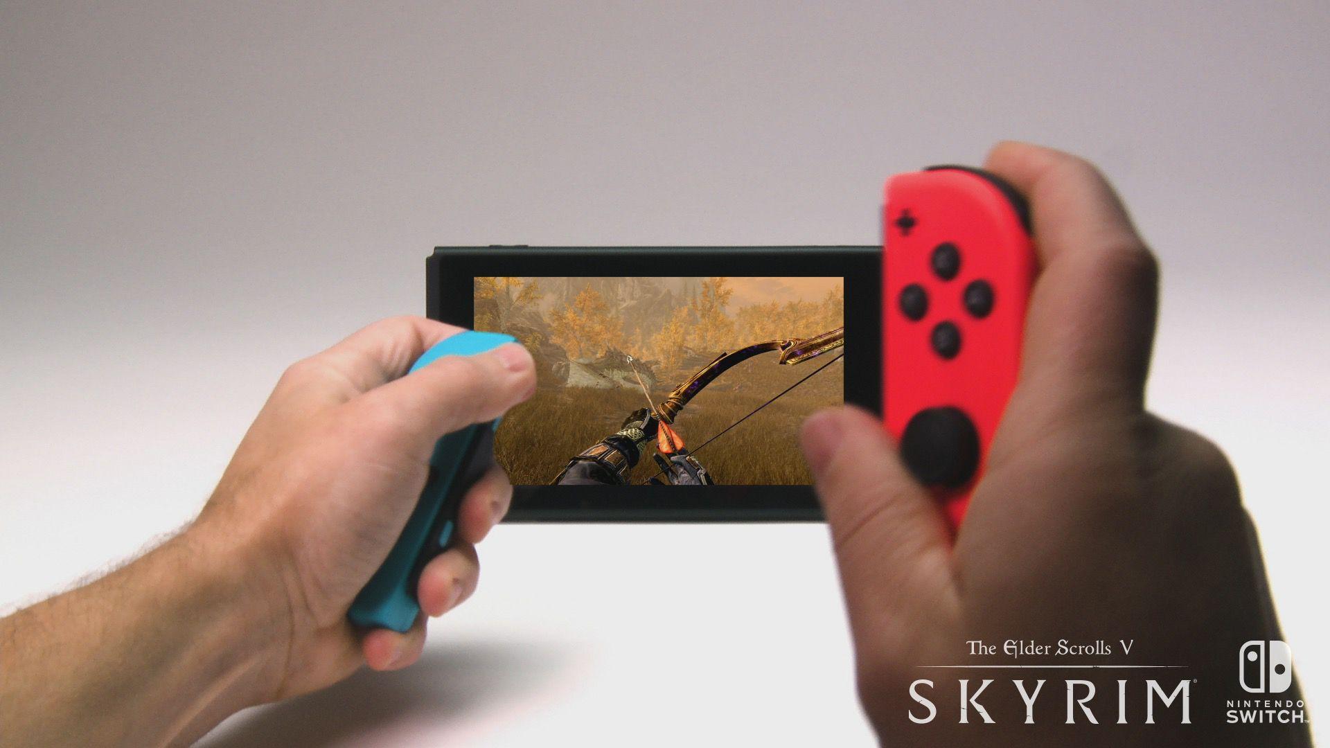 MoffJerjerrod/The Elder Scrolls V: Skyrim ya está disponible en todo el mundo para PlayStation VR y Nintendo Switch