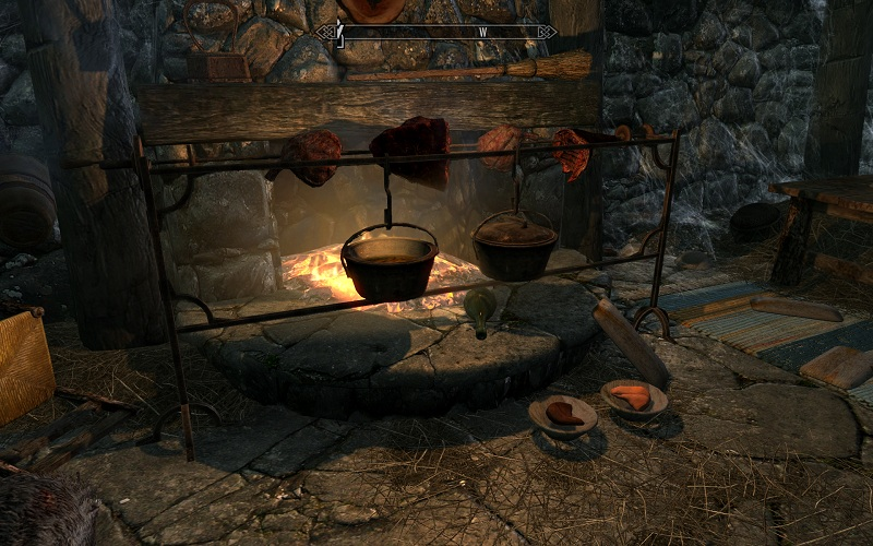 Cooking Place