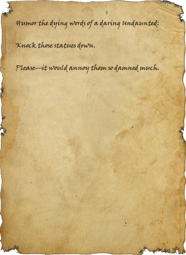 Felgol's Note