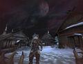 Werewolf in Skaal Village