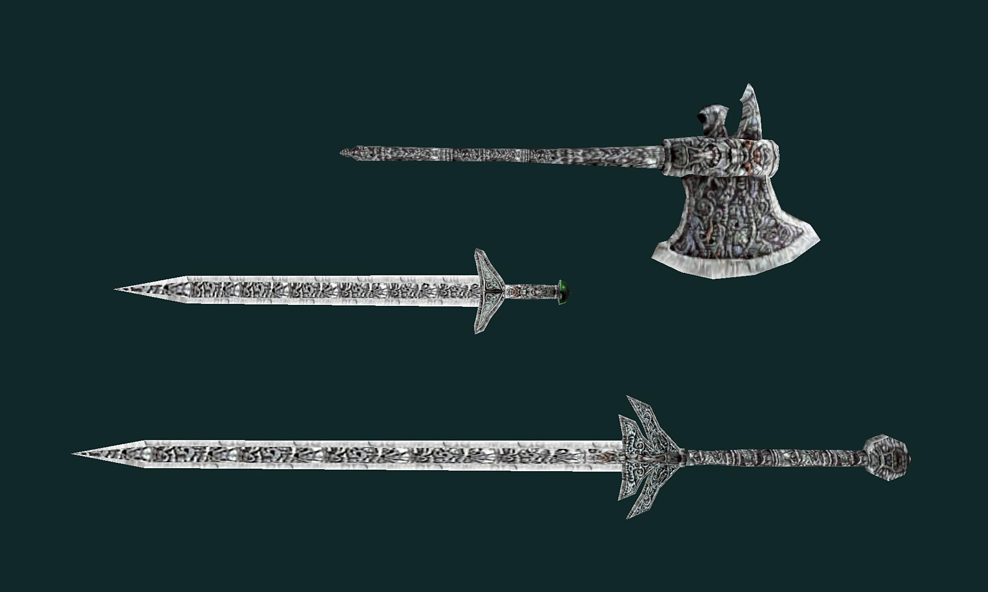 Оружие нордов (Morrowind)