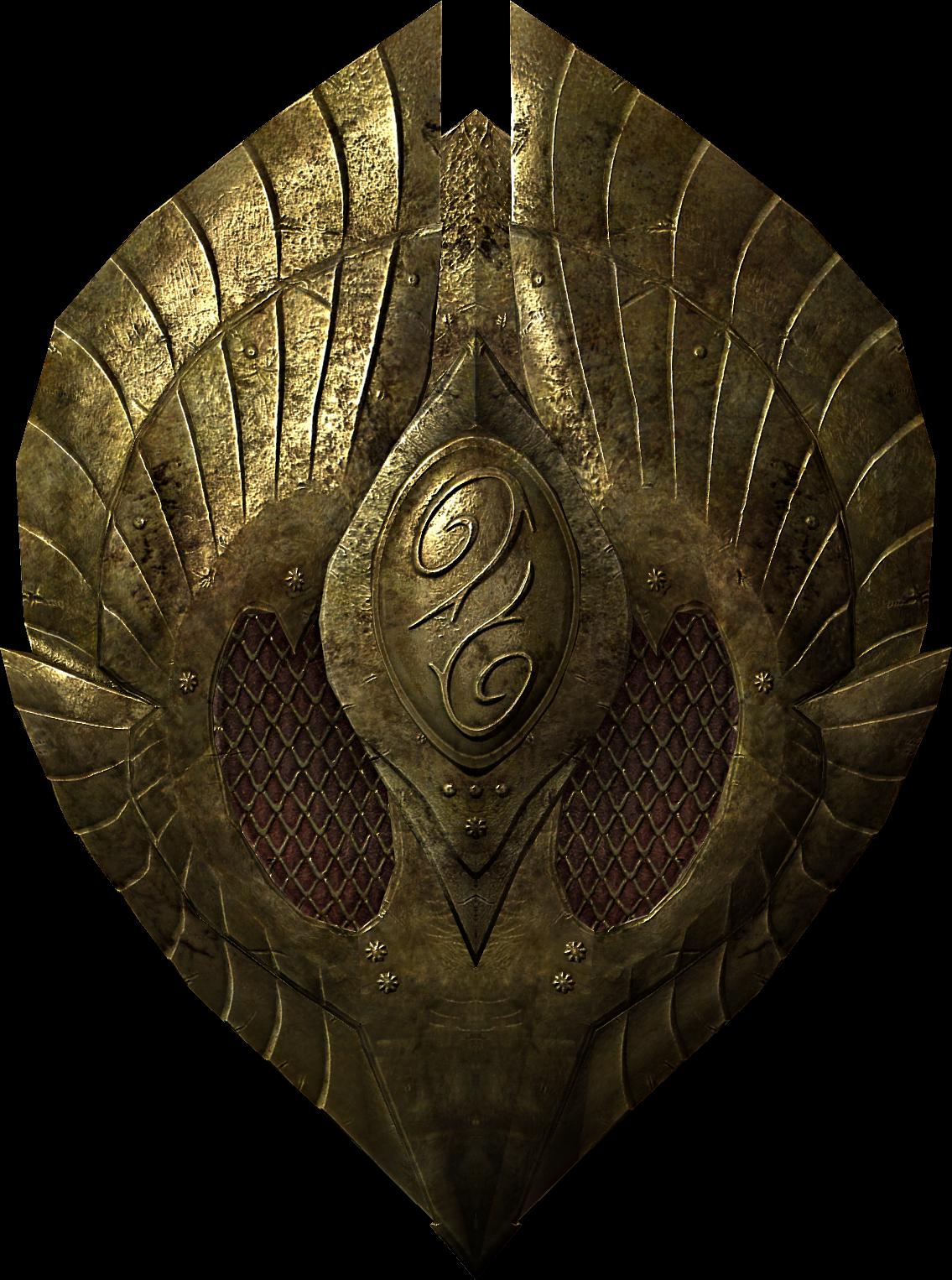 Escudo élfico (Skyrim)