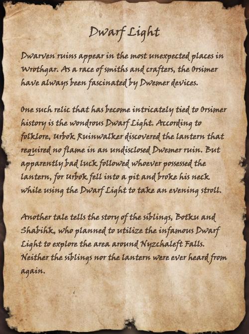 Dwarf Light (Book)