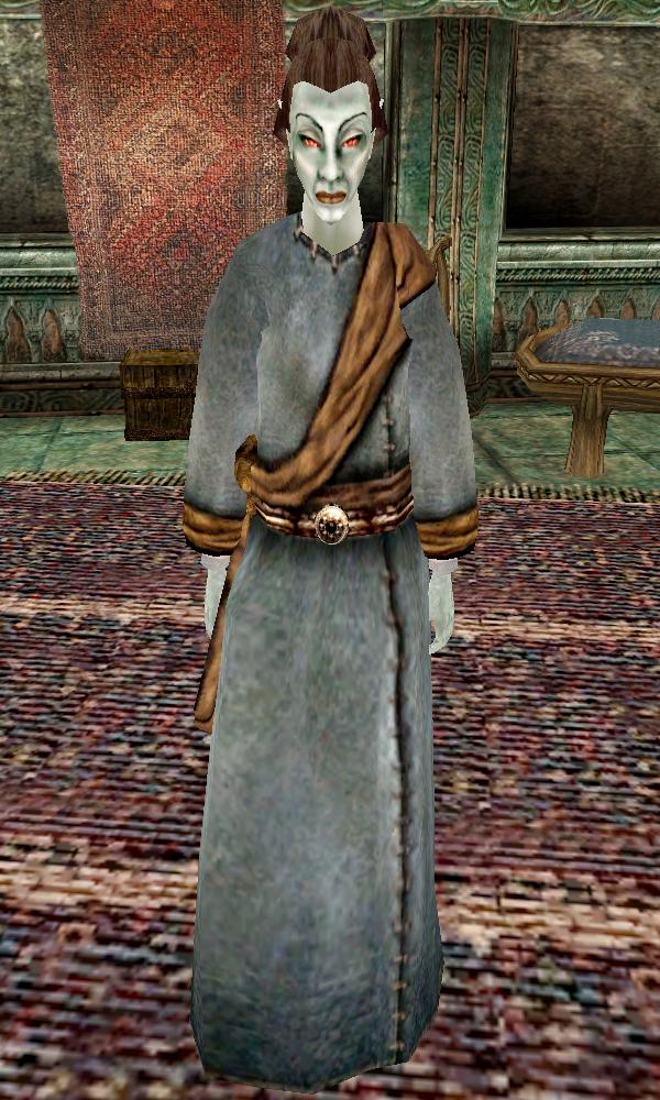 A Temple Informant