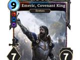 Emeric, Covenant King