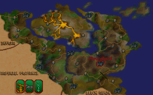 Morrowind (Arena)